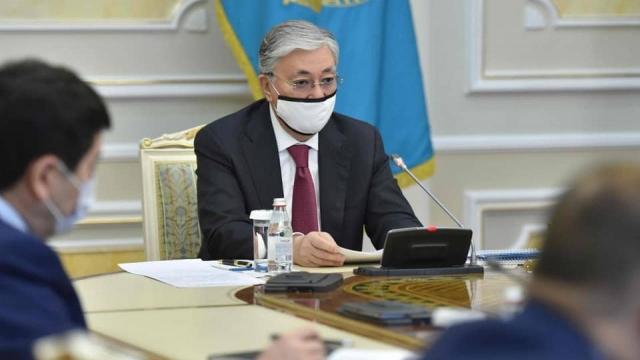 Приоритетное направление в борьбе с коронавирусом назвал Токаев
