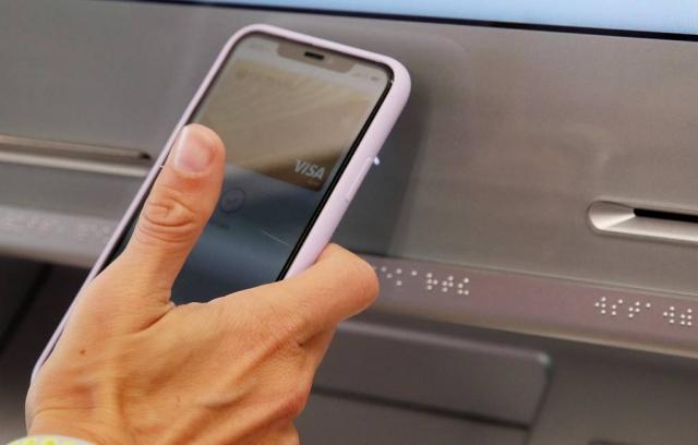 В России до конца года запустят оплату по биометрии в магазинах и кафе