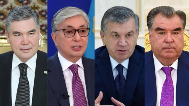 Токаев и еще три президента сделали заявление о событиях в Кыргызстане
