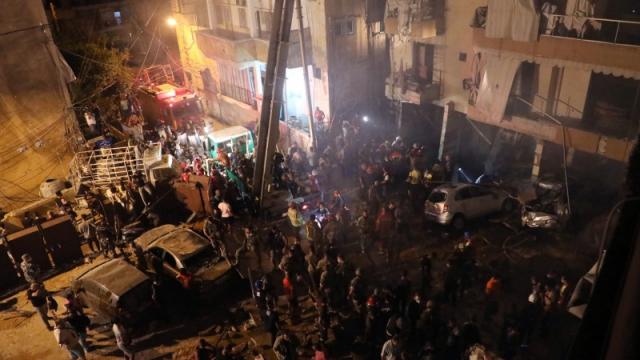 В Бейруте прогремел новый взрыв: есть погибшие