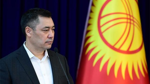 Парламент Киргизии утвердил Жапарова премьер-министром