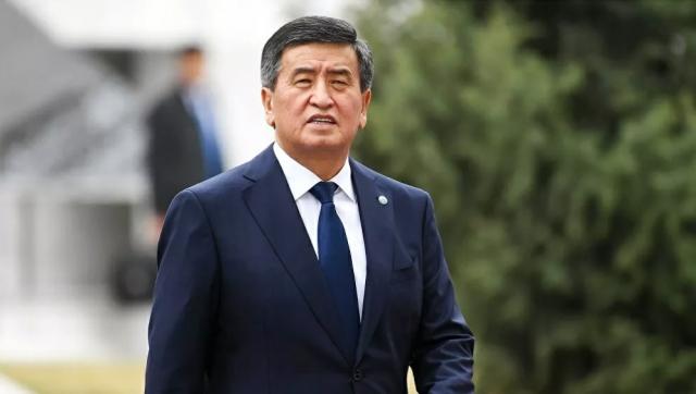 Президент Киргизии Жээнбеков ушел в отставку