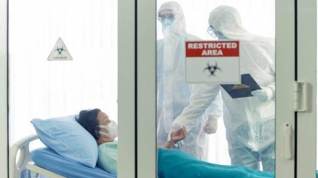 За сутки в Казахстане от пневмонии умерли  еще четыре человека