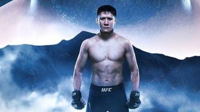 Стал известен следующий соперник Жумагулова в UFC