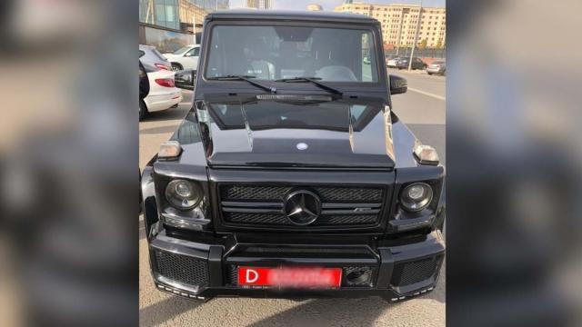 Авто с подложными дипномерами задержали полицейские Нур-Султана