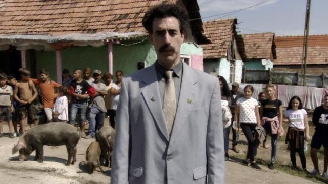 МИД Казахстана отреагировал на обращения граждан из-за выхода фильма «Борат-2»