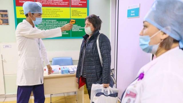Четыре новых случая заражения коронавирусом в Актюбинской области