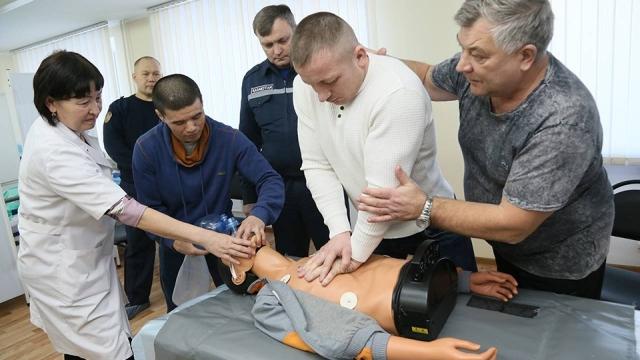 Казахстанцев будут обучать навыкам оказания первой помощи в экстренных ситуациях