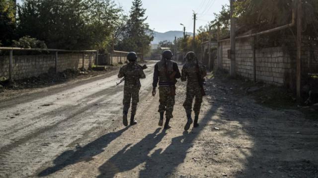 Карабах заявил о гибели более тысячи военных с начала эскалации в регионе