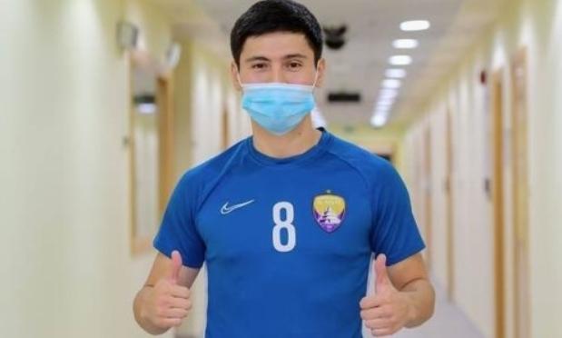 Бауыржан Исламхан остался без клуба после скандала с допингом