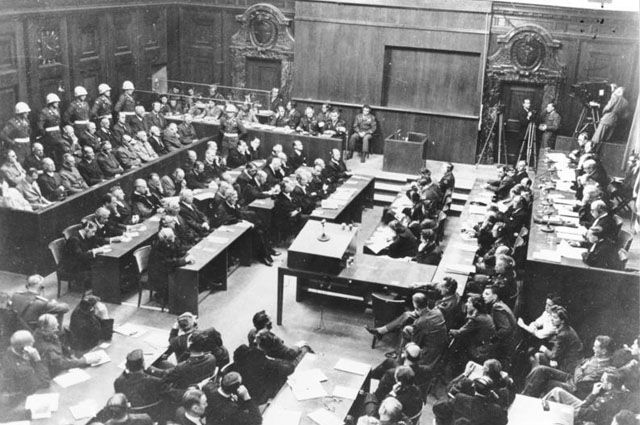 Кино против фашистов. Как показали хронику войны на процессе в Нюрнберге