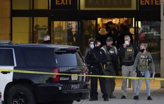 В Висконсине при стрельбе в торговом центре ранены восемь человек