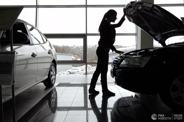 Эксперт рассказал о мошеннических схемах при продаже машин по акции