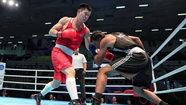 Назван состав пар первого соревновательного дня чемпионата Казахстана по боксу