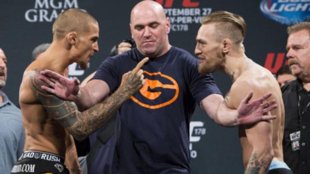 UFC подтвердил бой Макгрегора с Порье