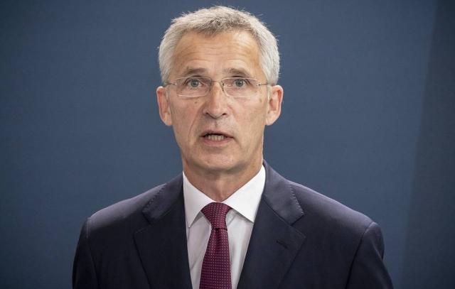 Столтенберг: ЕС не сможет в одиночку защитить Европу и нуждается в присутствии войск США