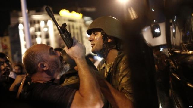 В Турции участники мятежа против Эрдогана получили пожизненные сроки