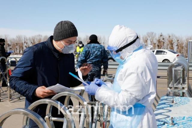 Будут ли в декабре  усиливать карантинные меры в Казахстане