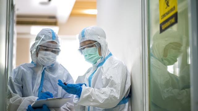 43 казахстанца заболели пневмонией с признаками коронавируса за сутки