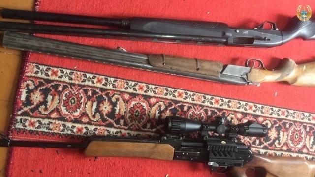 Преступные группы браконьеров, охотившиеся на сайгаков, задержаны полицией в ЗКО