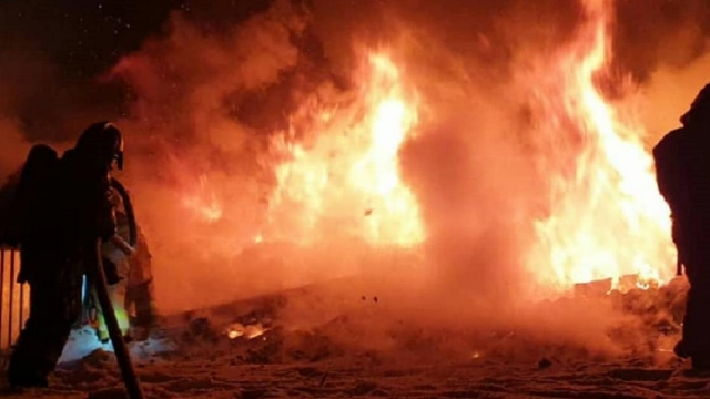 Еще один взрыв газового баллона произошел в кафе Нур-Султана