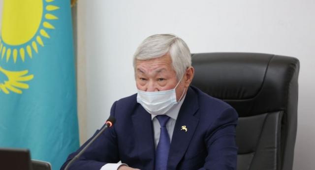Сапарбаев опроверг сообщение, что он летал чартером за 20 миллионов тенге в Казань