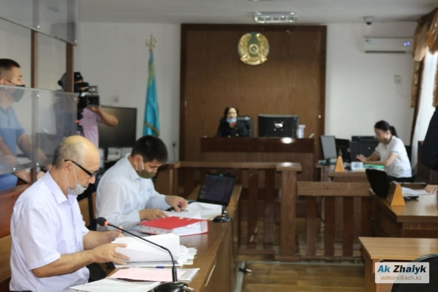Суд по делу о мёртвом младенце: прокурор запросил для Нысанбаева 20 лет, для двух акушеров – по 17