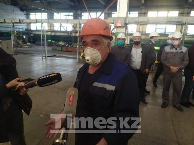 «Мы будем бороться за наш завод!» Предприятие  в Актобе поставили на грань закрытия