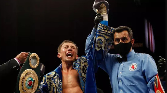 Головкин оказался в свежем списке лучших боксеров мира