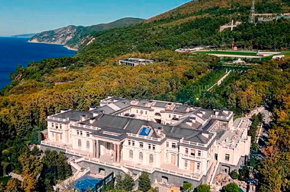 Песков назвал «качественной клюквой» публикации о дворце в Геленджике