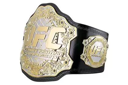 Раскрыта стоимость чемпионского пояса UFC