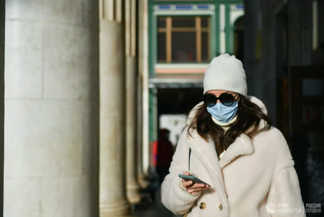 Врачи рассказали, как правильно носить маски в мороз