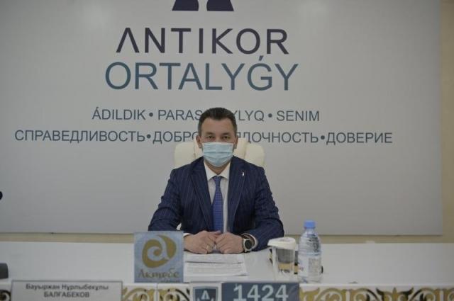 Взяточников в Актюбинской области оштрафовали на общую сумму свыше 200 млн  тенге