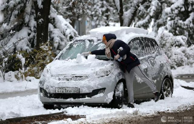 Эксперт научил, как нужно заводить автомобиль в мороз