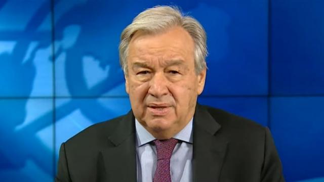 2 миллиона смертей от COVID-19: Генеральный секретарь ООН сделал заявление