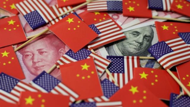 Китай вводит новые санкции против США