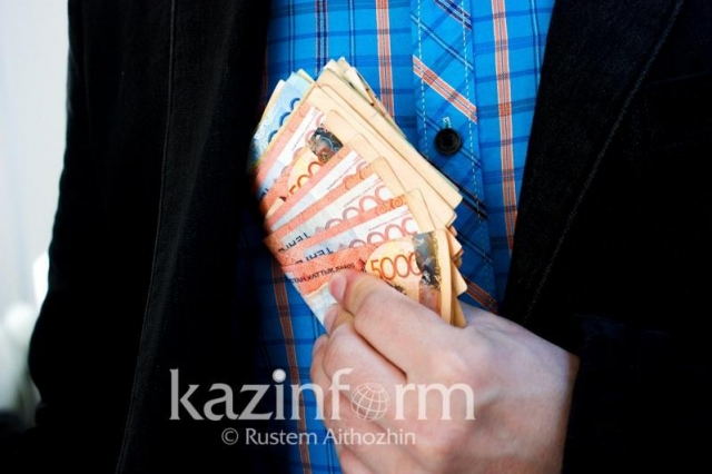 11 актюбинцев поощрили за сообщение о фактах коррупции