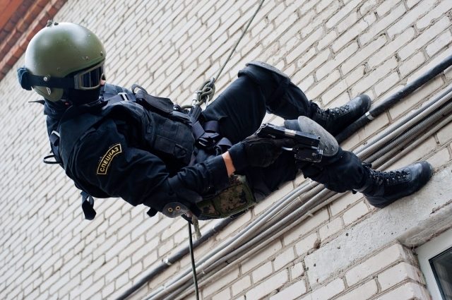 Спецназ в Актобе задержал разыскиваемого вора-рецидивиста