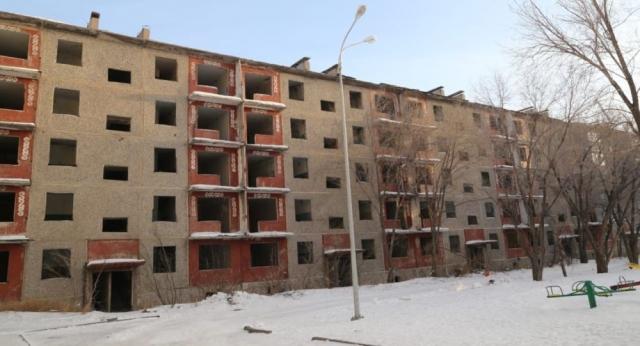 Заброшенный поселок восстановят за 70 миллиардов тенге в Карагандинской области