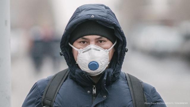 Очередной всплеск заражений коронавирусом зафиксирован в Казахстане
