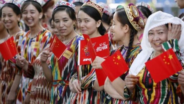 Twitter заблокировал аккаунт посольства Китая из-за публикации про уйгуров