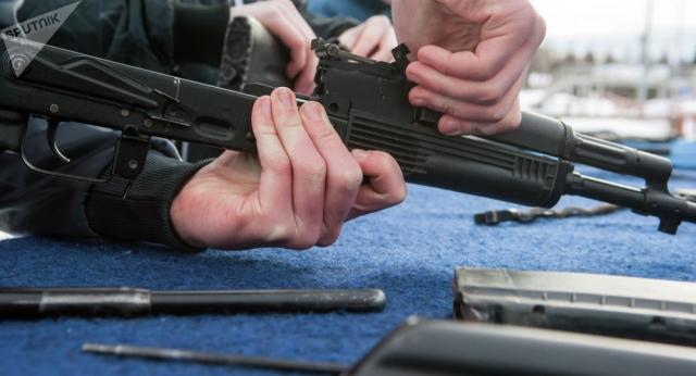 Массовый расстрел предотвратили в школе Подмосковья