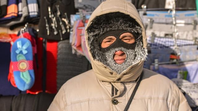 40-градусные морозы придут в Казахстан
