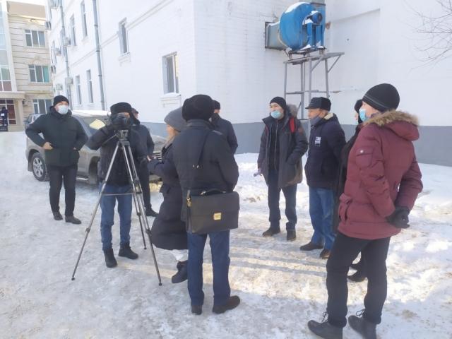 Договоры исполнены летом, но вспомнили про зиму. Актюбинские предприниматели не довольны действиями прокуратуры