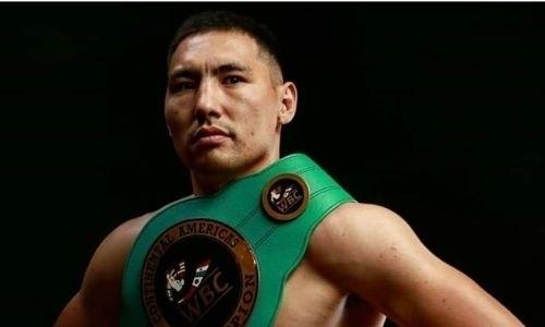 Жанибек Алимханулы отменил возвращение на ринг в Алматы. Известна причина