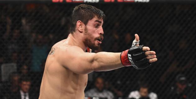 В UFC уволили 11 бойцов