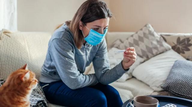 Пять признаков незаметно перенесенного коронавируса назвали врачи