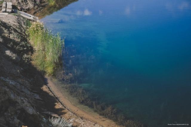 Водятся ли рыбы-мутанты в атомном озере Казахстана