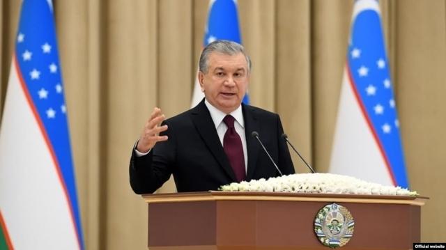 Журналисты нашли секретный горный курорт президента Узбекистана