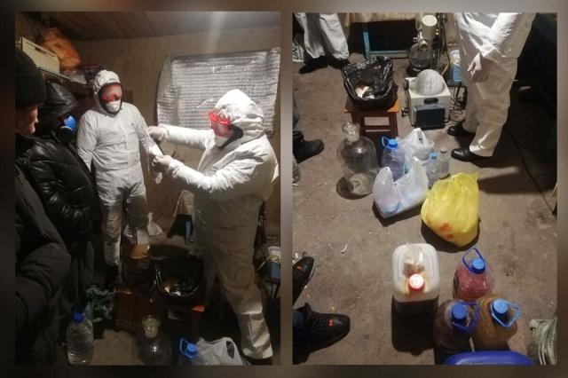 """Семья, подозреваемая в изготовлении и реализации """"синтетики"""", задержана в СКО"""